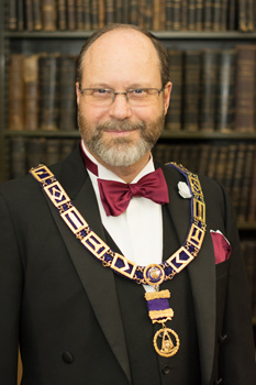 Most Worshipful Brother Robert M. Wolfarth