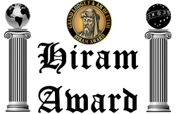 Grand Lodge of Utah Hiram Award