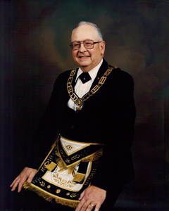 Most Worshipful Brother John L. Elwell, Jr.