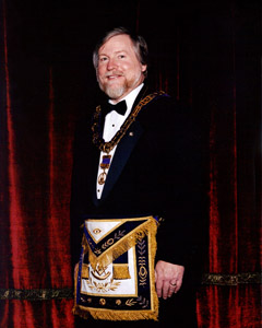 Most Worshipful Brother Peter N. Doelfs