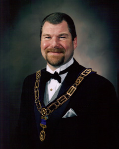 Most Worshipful Brother Steven D. Lancaster